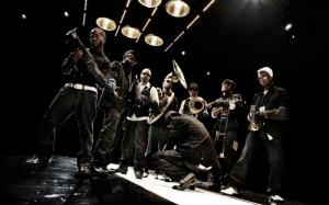 Hypnotic+Brass+Ensemble Sugar Club 2013