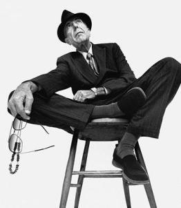 Leonard Cohen Dublin