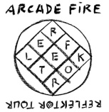 arcade fire aine Byrne review